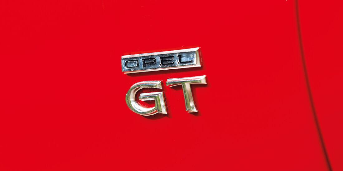 Opel GT, Typenbezeichnung