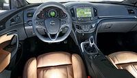 Opel Insignia Country Tourer, Cockpit