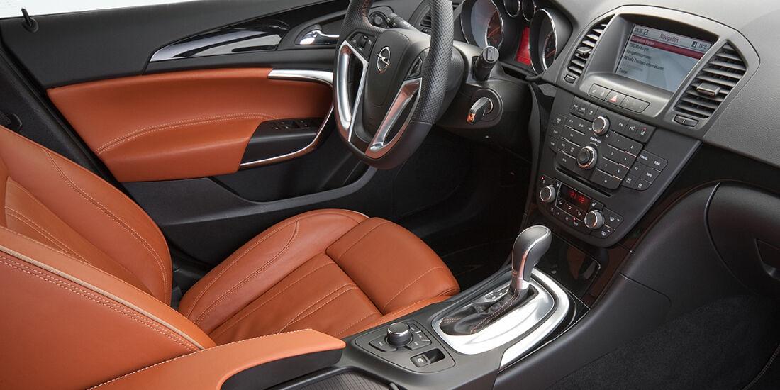 Opel Insignia Facelift, Modelljahr 2011