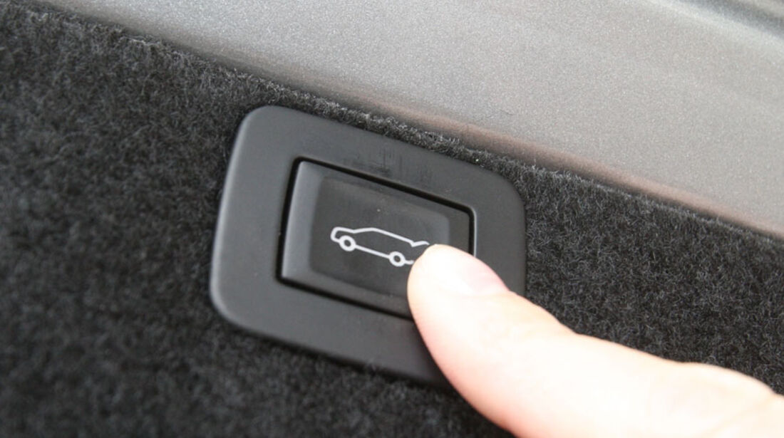 Opel Insignia Kaufberatung, Heckklappe elektrisch