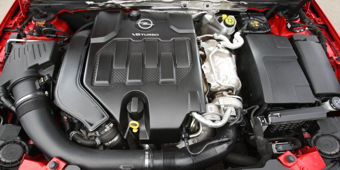 Opel Insignia Kaufberatung, Motor, Insignia 2.8 Turbo OPC
