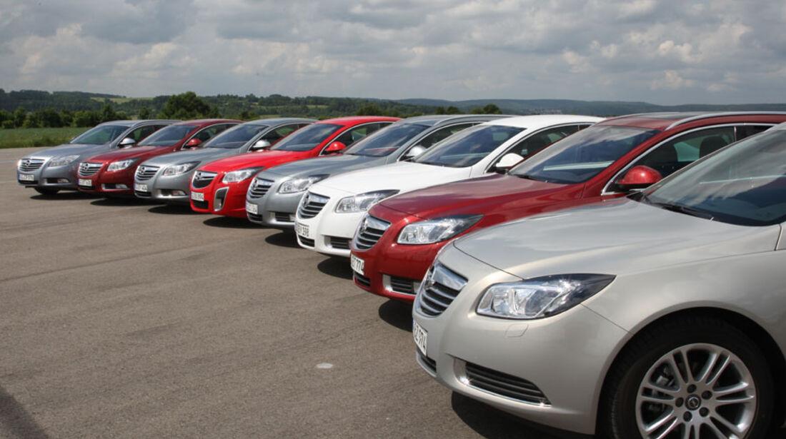 Opel Insignia Kaufberatung