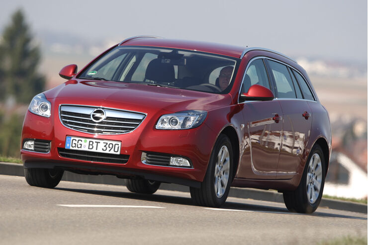 Opel Insignia Sports Tourer 1.6 t Edition