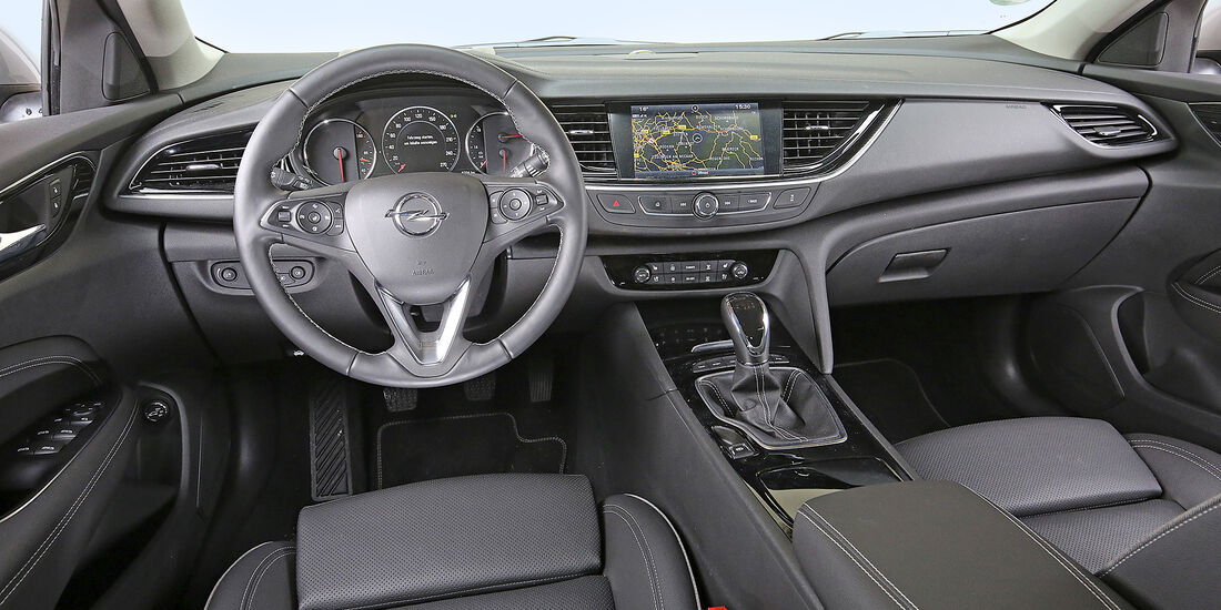 Opel Insignia Sports Tourer 2.0 Diesel, Interieur