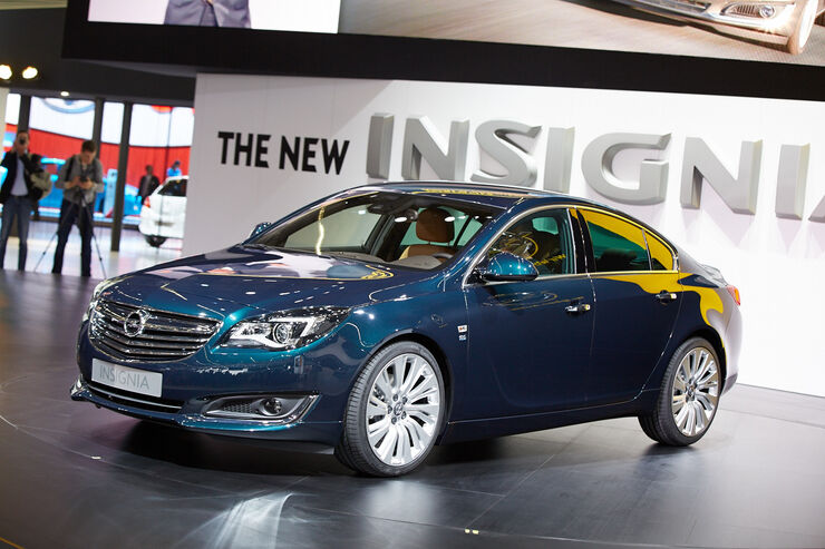 opel insignia facelift auf der iaa motoren update und. Black Bedroom Furniture Sets. Home Design Ideas