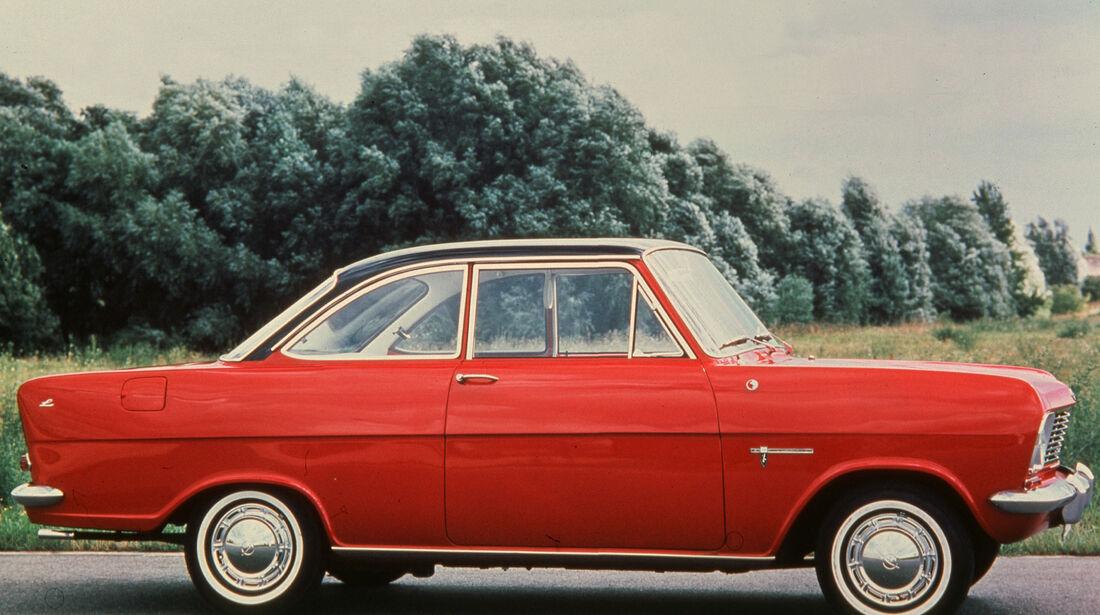 Opel Kadett A Coupe