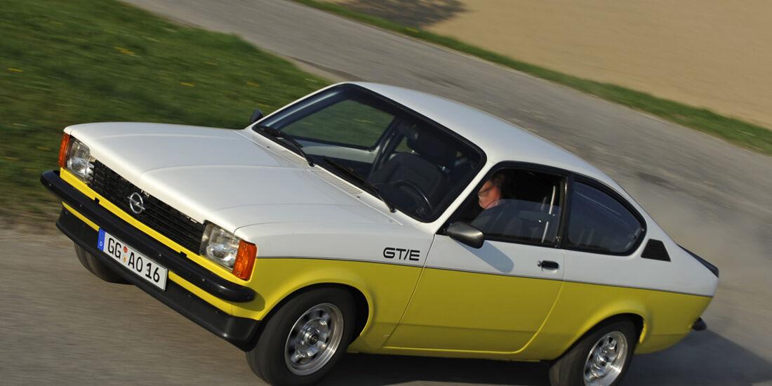 Opel Kadett C GT/E