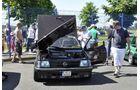 Opel Kadett mit lustiger Haube