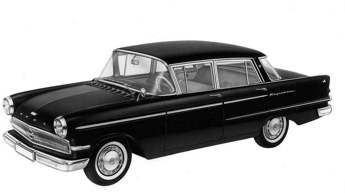 Opel Kapitän 1959