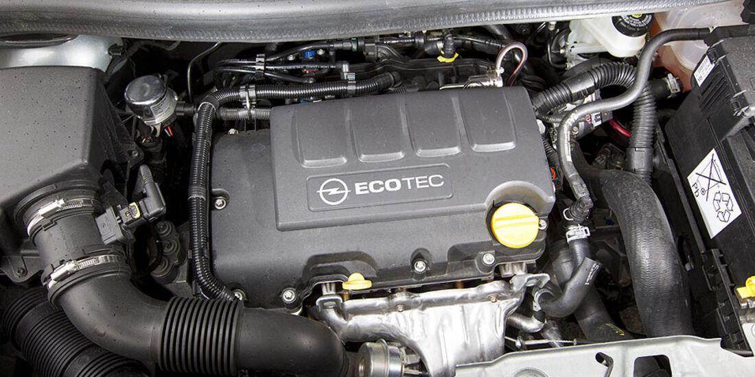 Opel Meriva 1.4 Turbo Motor