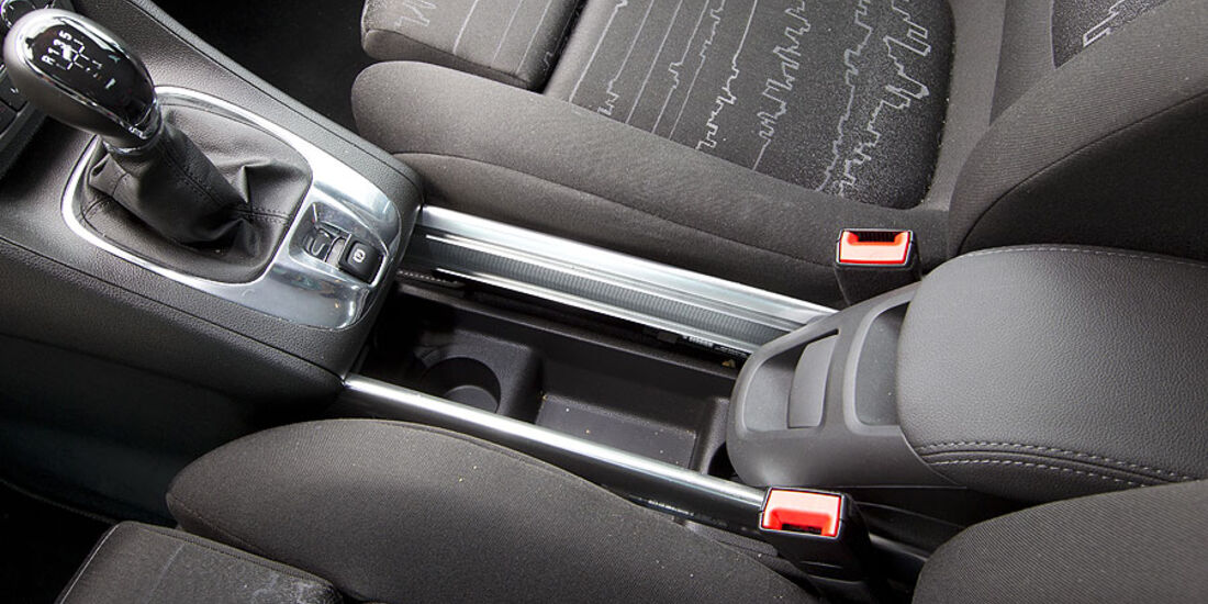 Opel Meriva 1.4 Turbo Schaltknüppel