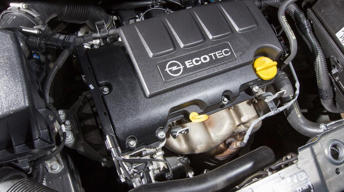 Opel Meriva 1.4 ecoFlex, Motor