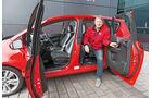 Opel Meriva 1.6 CDTI, Schmetterlingstüren