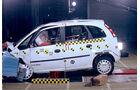 Opel, Meriva, Crashtest