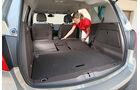 Opel Meriva, Rücksitz, Kofferraum