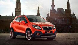 Opel Mokka Moskau Edition