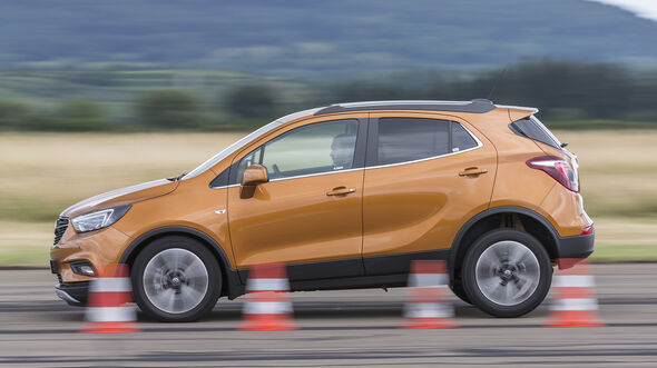 Opel Mokka X 1.4 Turbo(J-A), Front