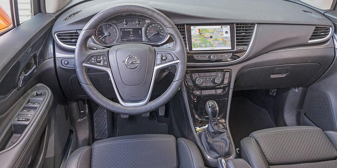 Opel Mokka X 1.4 Turbo(J-A), Motor