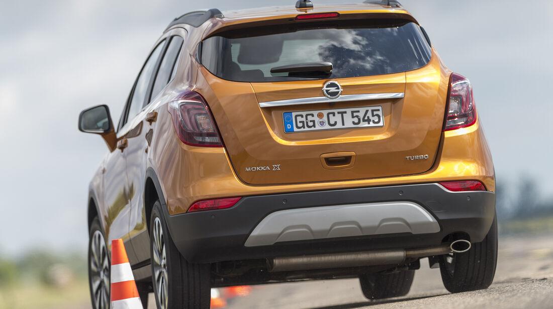 Opel Mokka X 1.4 Turbo(J-A), Seitenansicht