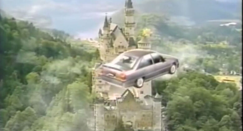 Opel Omega 3000