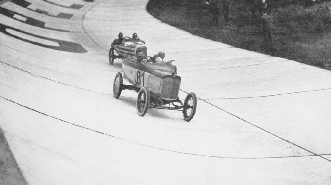 Opel Rennbahn 1920