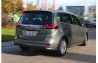 Opel Zafira 1.6 CNG, Exterieur