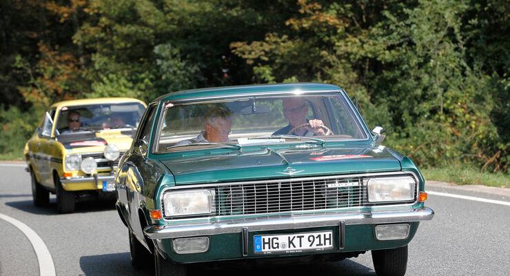 Opel feiert 50 Jahre Testcenter Rodgau-Dudenhofen