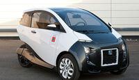 PSA Peugeot Citroen VéLV Elektrokleinwagen
