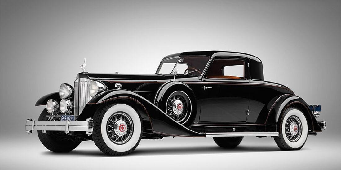 Packard Twelve Coupé