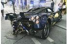 Pagani Huayra Pearl - Crash