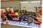 Parc Ferme GP Singapur 2012