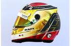Pascal Wehrlein - Helm - Formel 1 - 2017