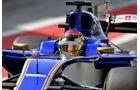 Pascal Wehrlein - Sauber - Formel 1 - Testfahrten - Bahrain - Mittwoch - 19.4.2017