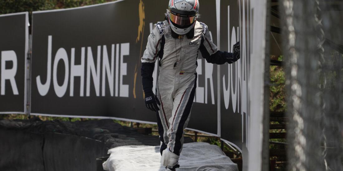 Pastor Maldonado GP Brasilien 2011