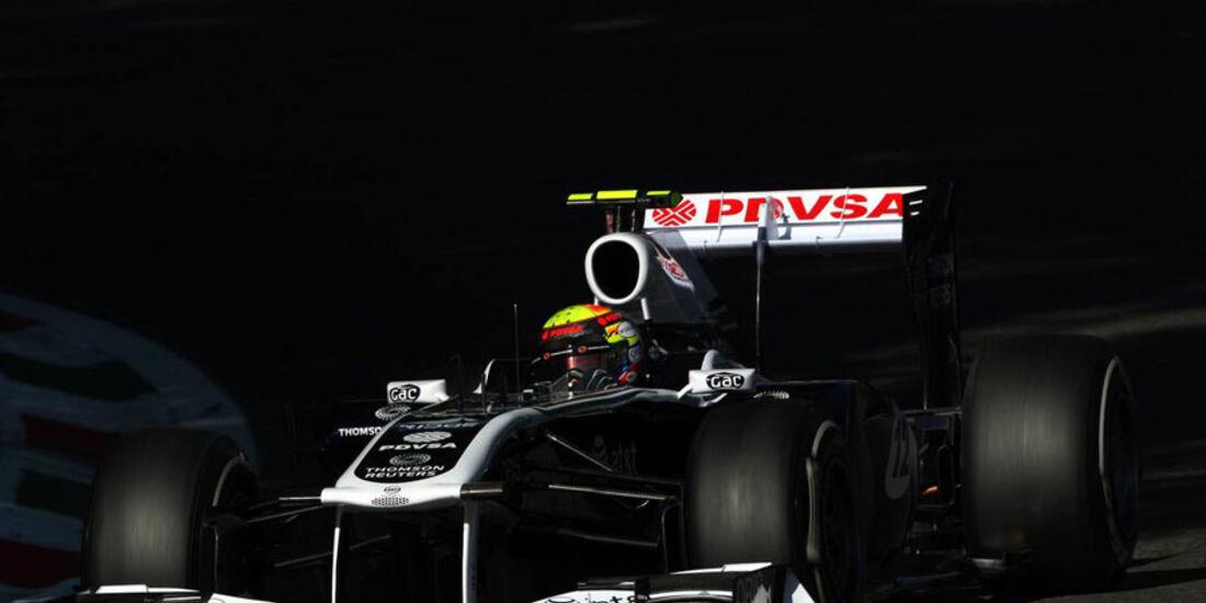 Pastor Maldonado - GP Italien - Monza - 9. September 2011