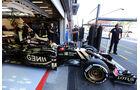 Pastor Maldonado - Lotus - Formel 1 - GP Belgien - Spa-Francorchamps - 21. August 2015