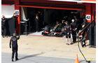 Pastor Maldonado - Lotus - Formel 1-Test - Barcelona - 1. März 2015