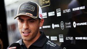 Pastor Maldonado - Lotus - GP Italien - Monza - Donnerstag - 3.9.2015