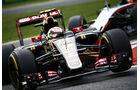Pastor Maldonado - Lotus - GP Italien - Monza - Freitag - 4.9.2015