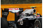 Pastor Maldonado - Williams FW33 - GP Belgien 2011
