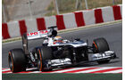 Pastor Maldonado - Williams - Formel 1 - GP Spanien - 11. Mai 2013