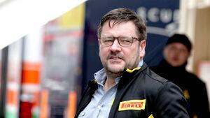 Paul Hembery - Pirelli - Formel 1