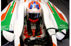 Paul di Resta - F1-Test - Barcelona 2012