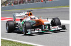 Paul di Resta - Force India - Formel 1 - GP Spanien - 11. Mai 2013