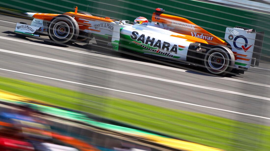 Paul di Resta Force India GP Australien 2012