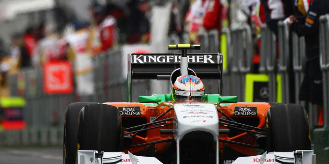 Paul di Resta GP Australien 2011