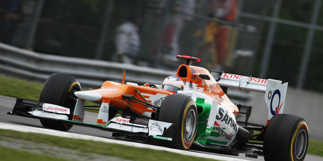 Paul di Resta GP Kanada 2012