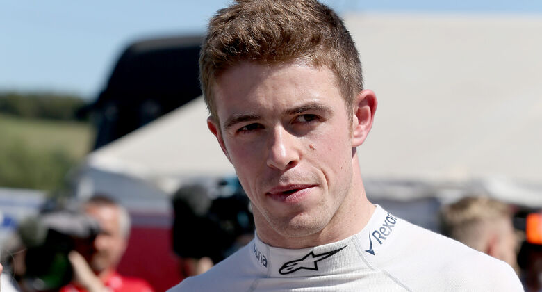 Paul di Resta - GP Ungarn 2017
