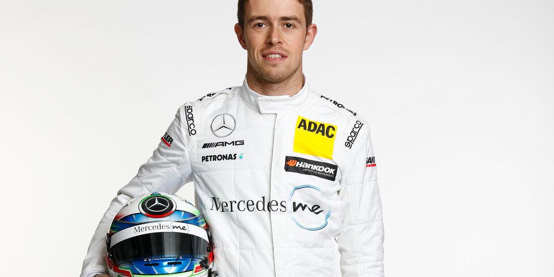 Paul di Resta - Mercedes - Porträt - DTM 2018