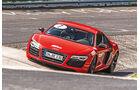 Perfektionstraining 2014, Audi R8 V10 plus
